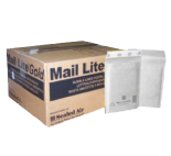 White Mail Lite Padded Envelopes